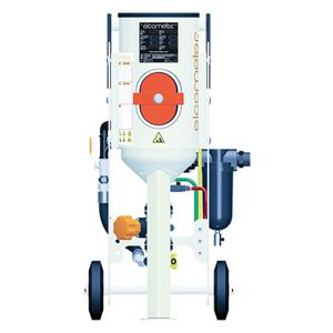 Image - 20 Liters 1020 Portable Abrasive Blast Machine - 12bar (174psi)