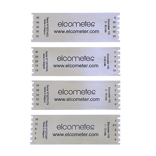Image - Wet Film Combs | Elcometer 115