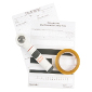 Image - ISO 8502-3 Dust Tape Test Kit | Elcometer 142