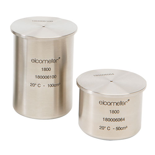 Image - Density Cup Stainless Steel | Elcometer 1800