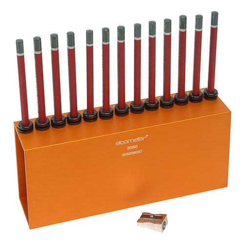 Image - Pencil Hardness Tester | Elcometer 3080