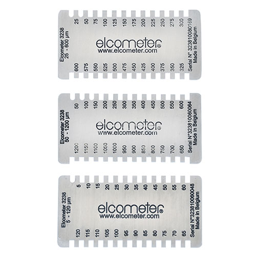 Image - Long Edge Wet Film Combs | Elcometer 3238