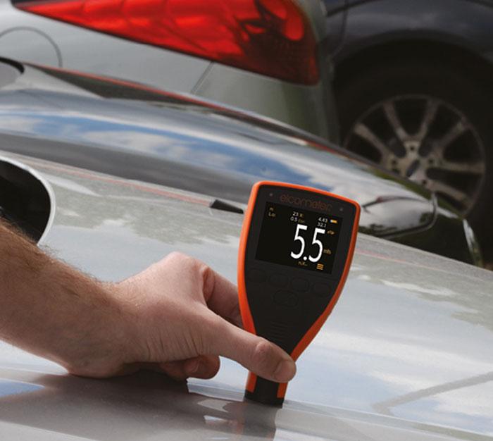 Automotive Paint Meter
