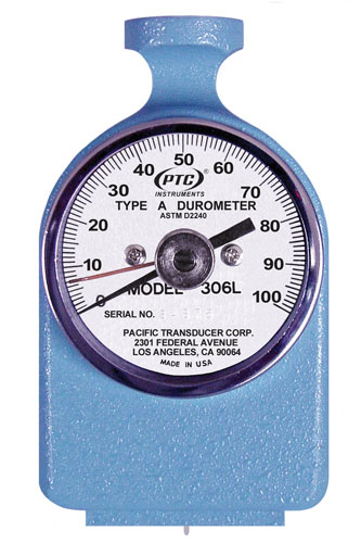 Image - PTC 306L Classic Type A Durometer W/NIST Certification
