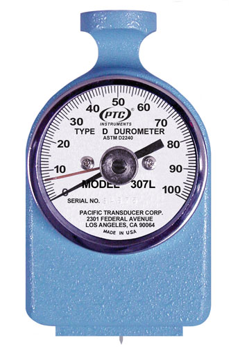 Image - PTC 307L Classic TYPE D Durometer W/ NIST Certification