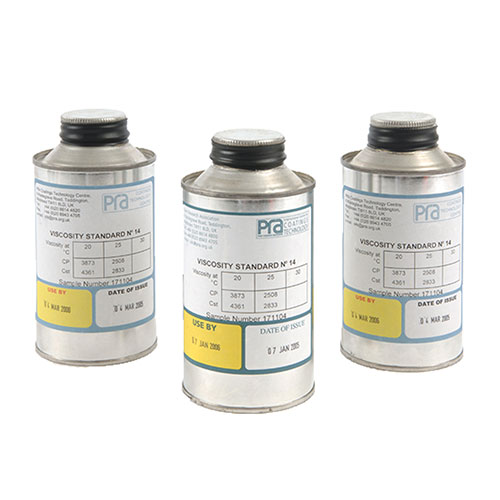 Image - Rotational Viscosity Standard Calibration Oils for the Elcometer 2300